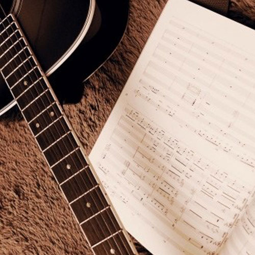 音楽や楽譜の制作