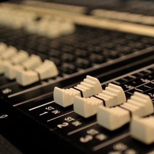 録音と音響をサポート